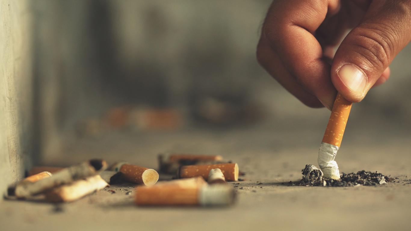Latvijā negaidīti daudz cilvēku <strong>vēlas atmest smēķēšanu</strong>