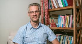 Apzinātības lektors Ansis Jurģis Stabiņgis: <strong>Garīgās prakses piešķir jēgu dzīvei, uzlabo veselību un attiecības</strong>