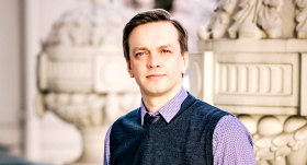 Nacionālā teātra direktors Jānis Vimba