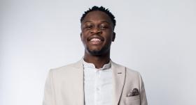 Kamerūnietis Nsame Levis iekaros <strong>Dailes teātra skatuvi</strong>