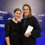 Jeļenas meita peldētāja Ieva Maļuka bija nominēta Latvijas gada balvai sportā kategorijā
