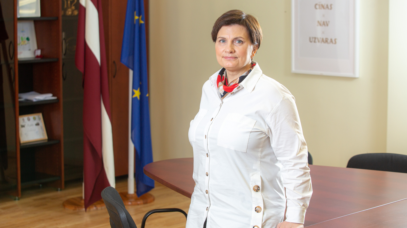 Veselības ministre Ilze Viņķele