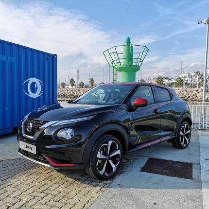 Testējam ārzemēs — <strong><em>Nissan Juke</em></strong>