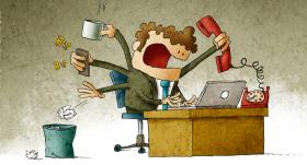 Kāpēc uzslava ir inde darbaholiķim?