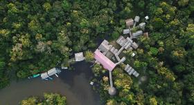 Iestrēgt Peru džungļos