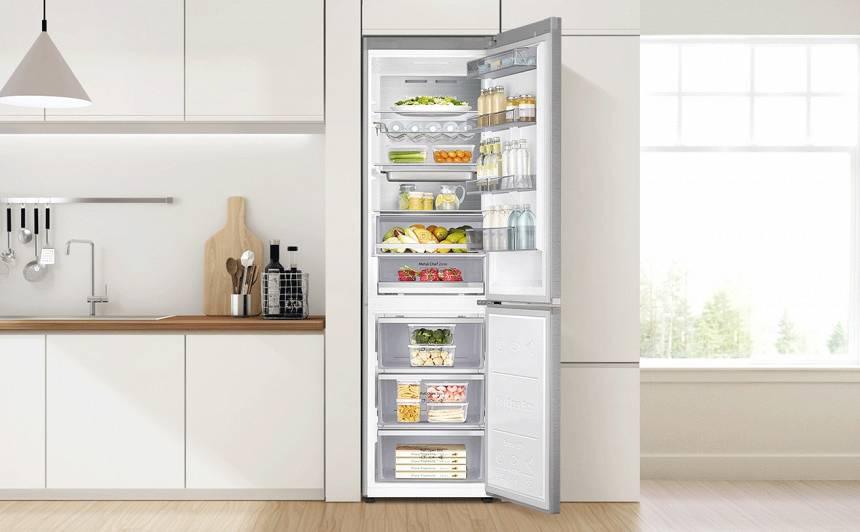5 padomi, <strong>kā ledusskapī uzturēt kārtību</strong>