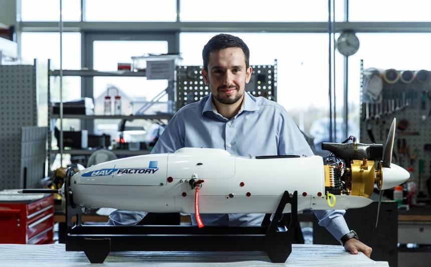 <em>UAV Factory</em> vadītājs: <strong>Kad šeit sāks mirt no pārstrādāšanās, Latvija būs kļuvusi par nopietni attīstītu valsti</strong>