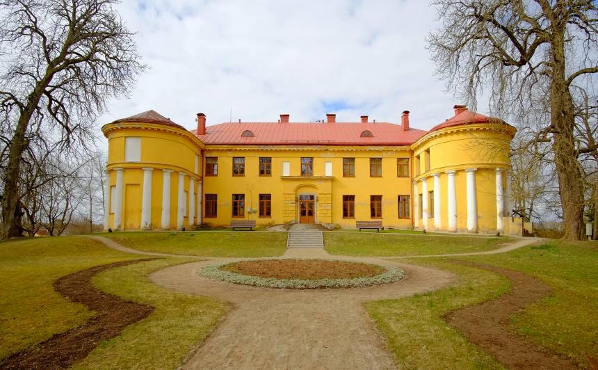 Brīvdienu piedzīvojums — <strong>Latvijas pilis un muižas</strong>