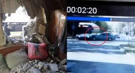 VIDEO: Rīgā trolejbuss ietriecas mājā, <strong>izsitot dzīvokļa sienā caurumu</strong>