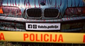Valsts policija uzsāk kampaņu <strong><em>Agresīva braukšana atstāj rētas</em></strong>