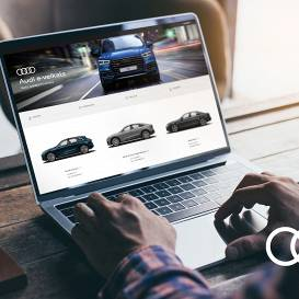 <em>Volkswagen</em> un <em>Audi</em> automašīnas varēs <strong>iegādāties arī internetā</strong>