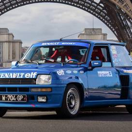 <strong>Leģendārais <em>Renault 5 Turbo</em></strong> atzīmē 40 gadu jubileju