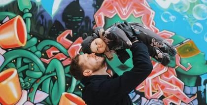 Tēva pieredze: <strong>Pēc meitas piedzimšanas pārvarēju depresiju</strong>