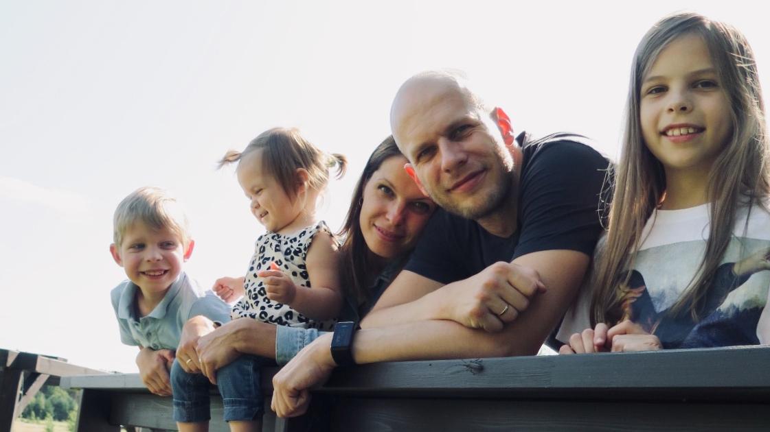 Mūziķis Kārlis Vanags: <strong>Kad ģimenes sastāvs aug, individuālais fokuss uz katru nedaudz izkliedējas</strong>