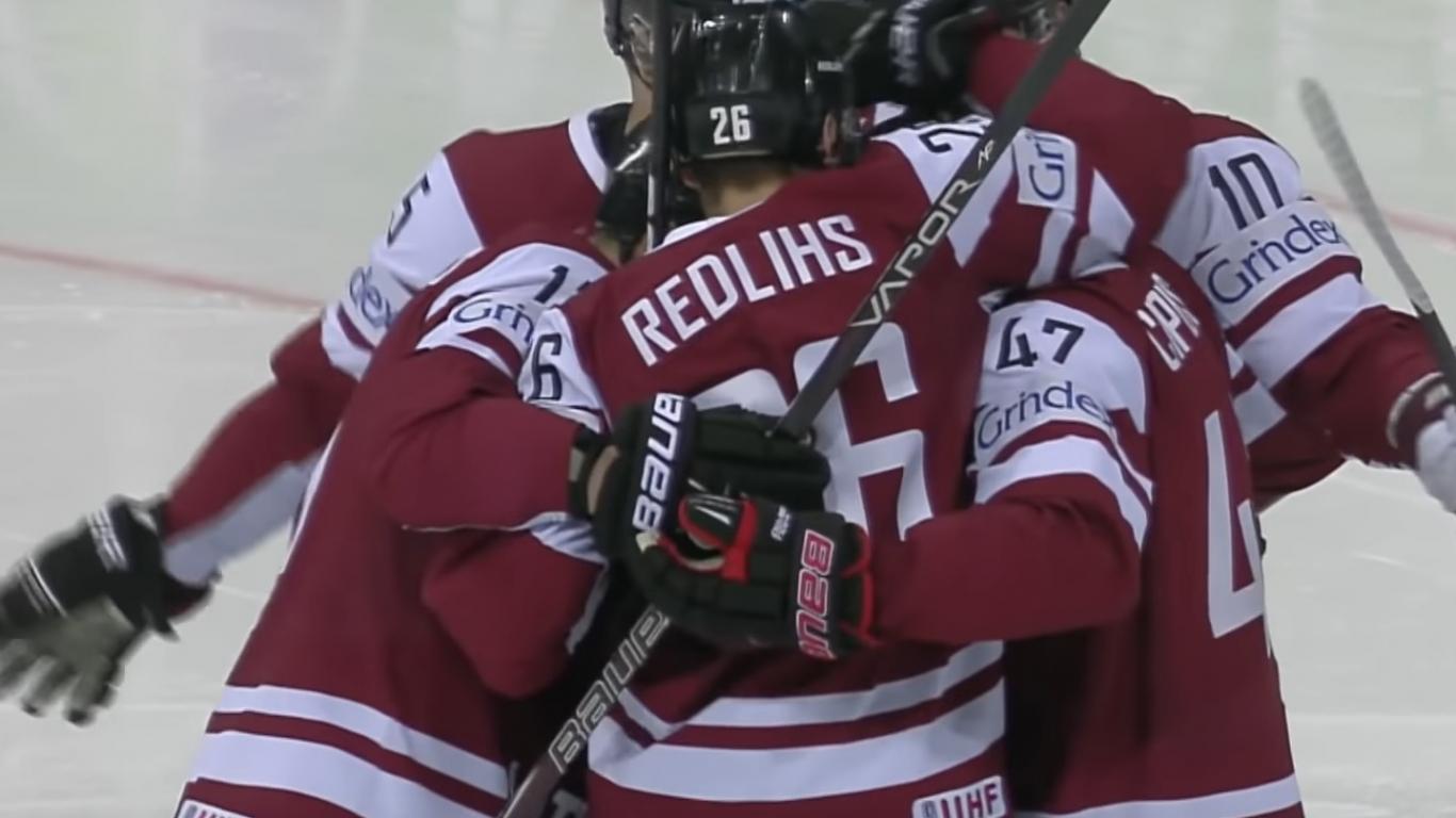 IIHF video: <strong>10 spilgtākie Latvijas hokeja izlases mirkļi pasaules čempionātos</strong>