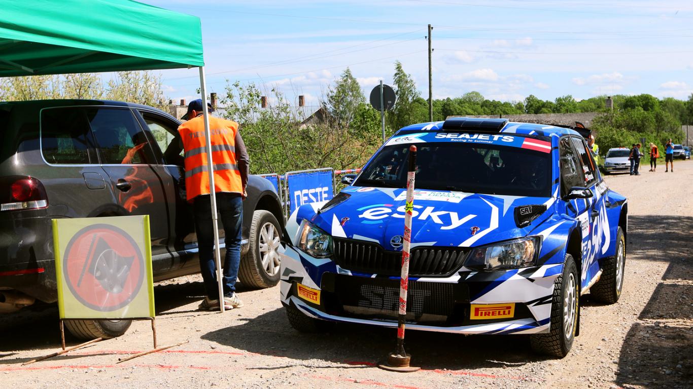 <em>Rally Liepāja</em> pārcelts <strong>uz augusta vidu</strong>