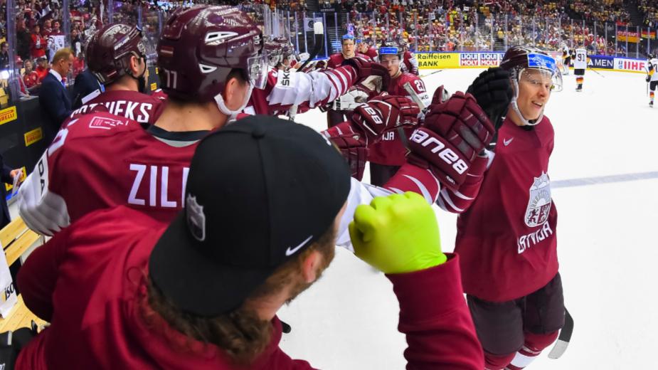 Latvija – <strong>šā gada pasaules hokeja virtuālā čempione!</strong>