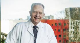 Kardioķirurgs ROMANS LĀCIS
