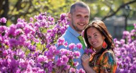 Viņi satikās šovā — <strong><em>Lauku sētas</em> uzvarētājs gatavojas kāzām</strong>