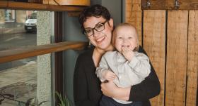 Iveta Ratinīka: <strong>Diēta palīdzēja tikt pie bērniņa</strong>