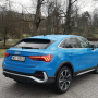<strong><em>Audi Q3 Sportback</em></strong> pirmais brauciens