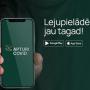 <strong>Papildu aizsardzībai pret vīrusa izplatību</strong> radīta mobilā lietotne <em>Apturi Covid</em>