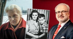 Ingeborga Levite – stāsts par alkām dzīvot un dēlu prezidentu, kurš dzima pagrīdē