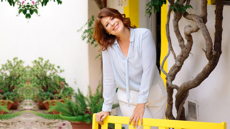 Aktrise Natālija Grebņeva – par traģēdijas pieredzi un dzīvi Spānijā