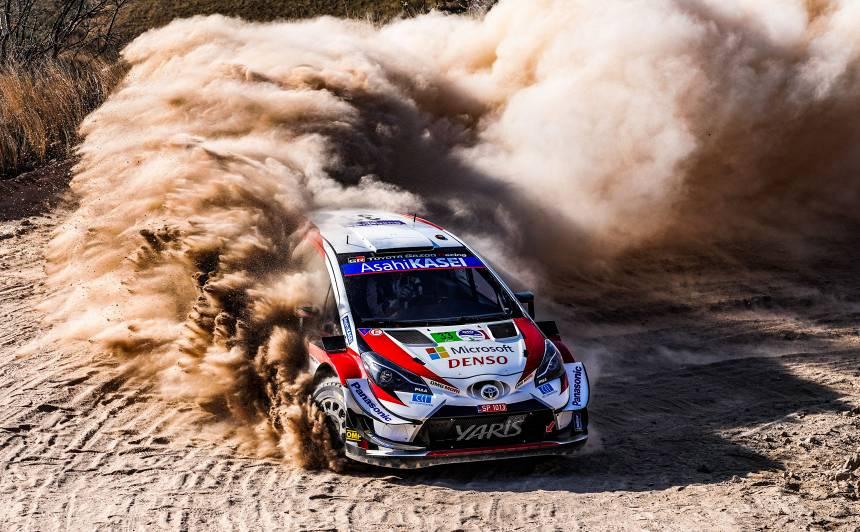 <em>Rally Liepāja</em> vēl šogad <strong>varētu kļūt par WRC posmu</strong>