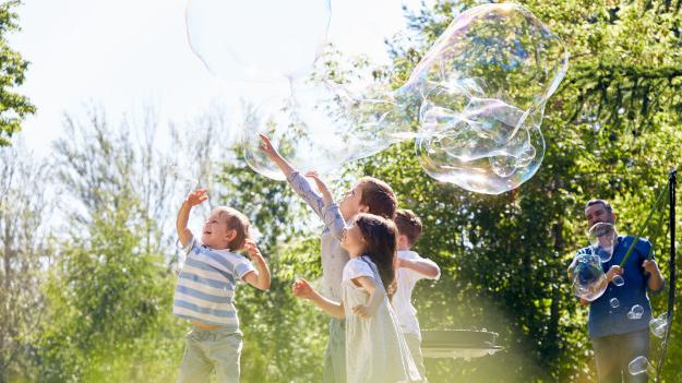 Kā tikt pie <strong>milzu burbuļiem?</strong>