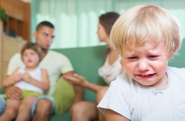 Kā vecāku strīdi <strong>ietekmē bērnu labsajūtu?</strong>