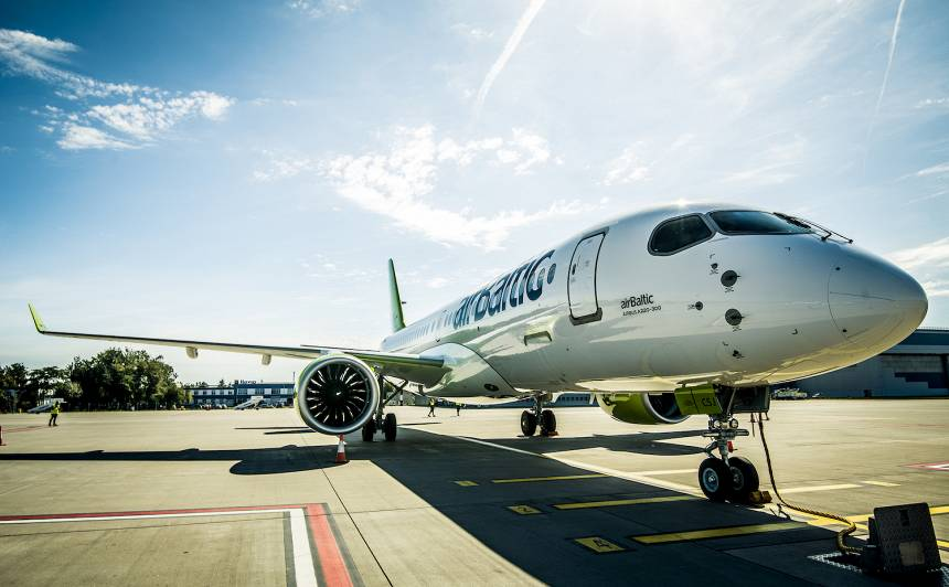 <em>airBaltic</em> kopš lidojumu atsākšanas pārvadājuši<strong> vairāk nekā 27 000 pasažieru</strong>