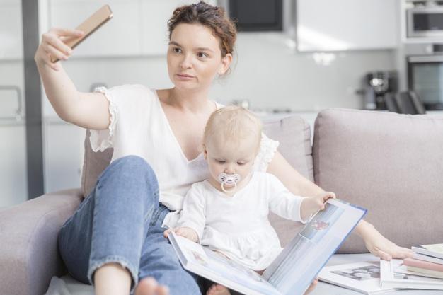 Mazulis <strong>virtuālajā dzīvē</strong> jau kopš dzimšanas?