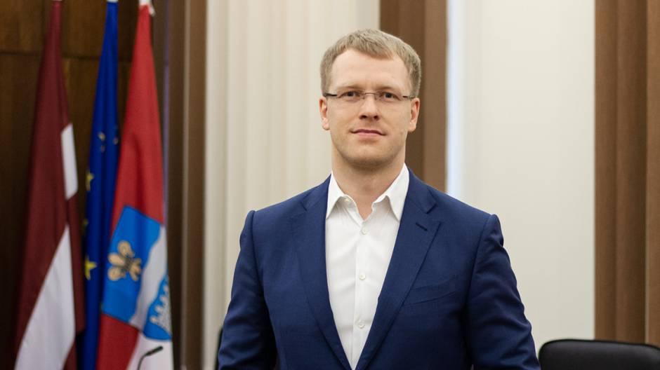 Daugavpils domes priekšsēdētājs <strong>Elksniņš gāzts no amata</strong>