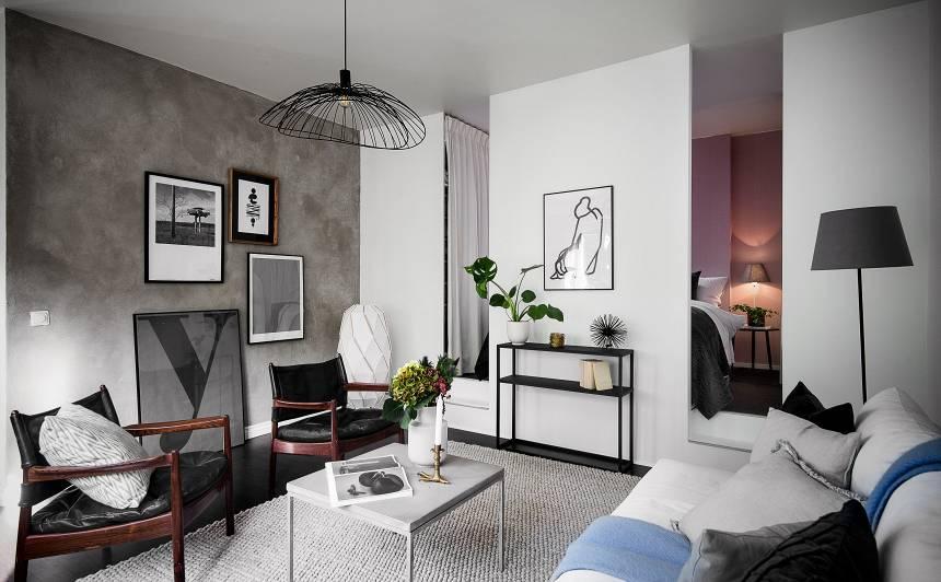 <strong>Zviedru nekustamā īpašuma utopija</strong> — interjera stilista un fotogrāfa paradīze