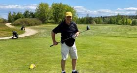 Aktieris Jānis Jarāns atkarīgs no golfa: <strong>Tā dēļ daudzi pat zaudē darbu un ģimenes</strong>