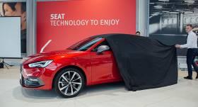 <strong>Latvijā prezentē jauno <em>SEAT Leon</em></strong> — zināmas arī cenas