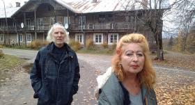 Juris Strenga un Ilona Brūvere