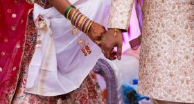 Latvietes un indieša mīlasstāsts. <strong>Apprecējāmies pret vecāku gribu</strong>