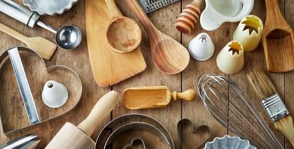 Kulinārijas profesionāļi un entuziasti <strong>tiek aicināti uz virtuves piederumu <em>Andeli</em></strong>