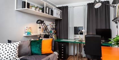 Interjera dizaineres padomi: <strong>Kā pārveidot bērnistabu par pusaudža istabu</strong>