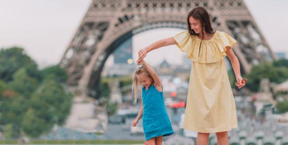 Bērnu audzināšana <strong>franču garā</strong>