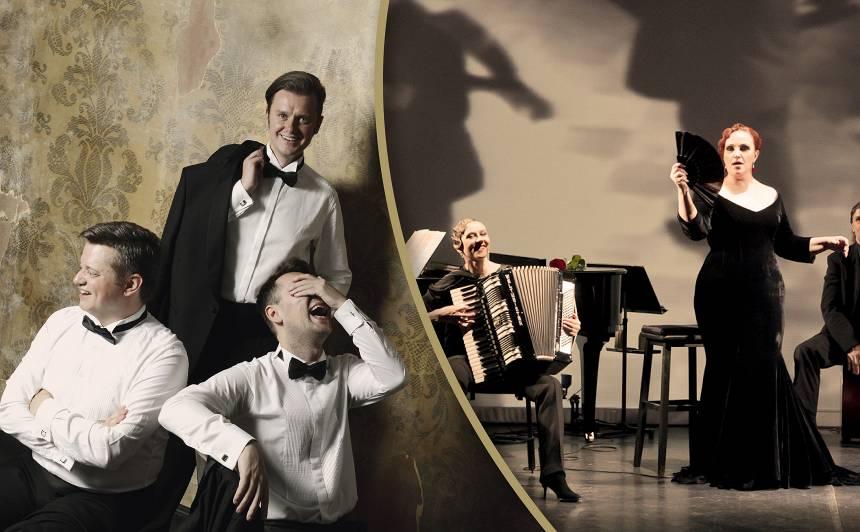 Latvijas Nacionālā opera un balets <strong>aicina uz brīvdabas koncertiem Mežaparkā</strong>