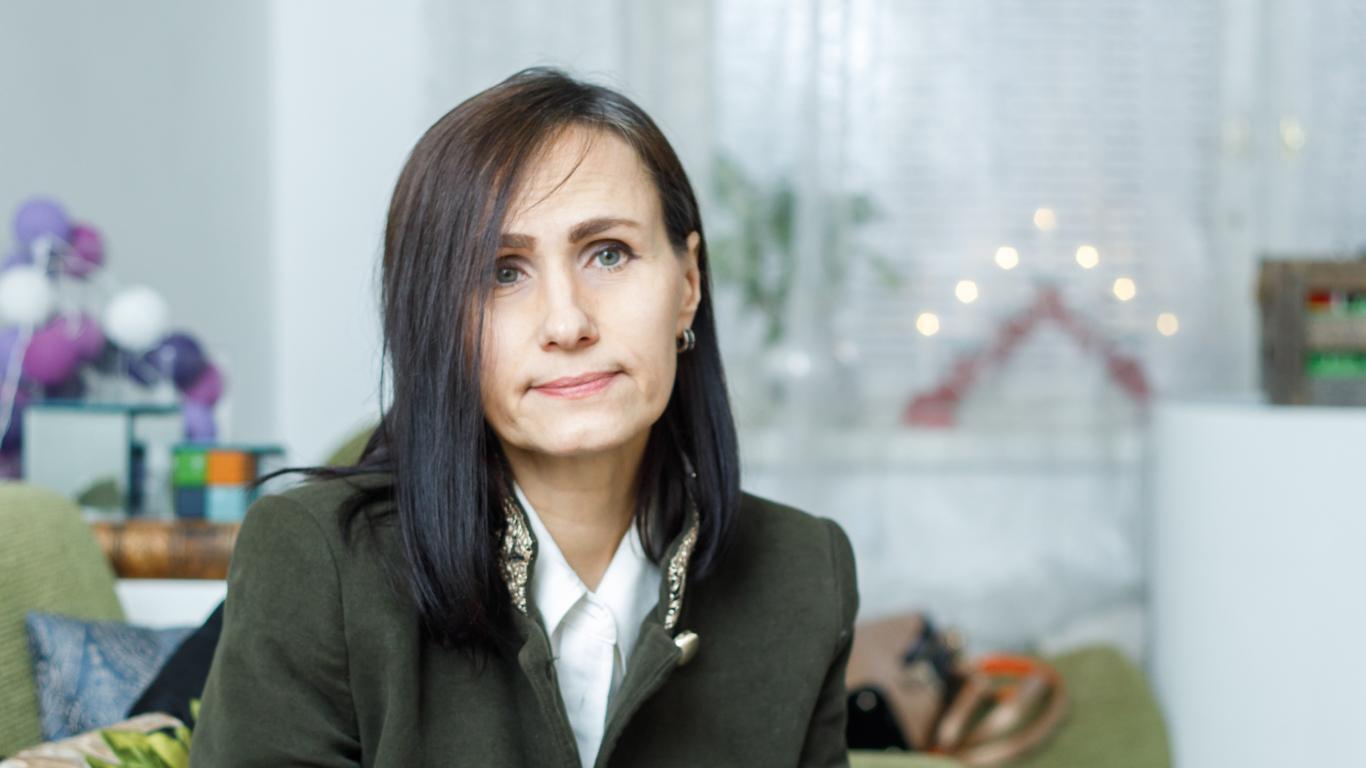 Sanitas mamma Judīte Inkena-Pitkēviča