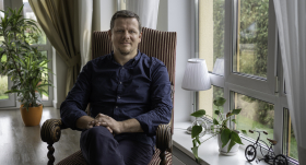 Komponists Ēriks Ešenvalds