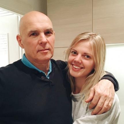 Berlīnē dzīvojošā Vara Vētras meita Sabīne: <strong>Vācija, tāpat kā Latvija, ir veiksmes stāsts</strong>