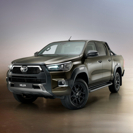 <em>Toyota</em> prezentē modernizēto <strong><em>Hilux</em> pikapu</strong>