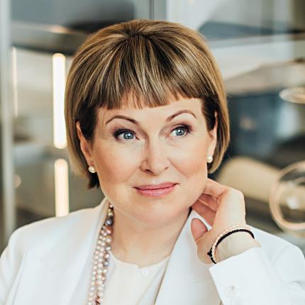 Imanta Ziedoņa muzeja fonda valdes locekle un muzeju vadītāja Žanete Grende