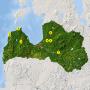 7 virzieni prom no masām Latvijā