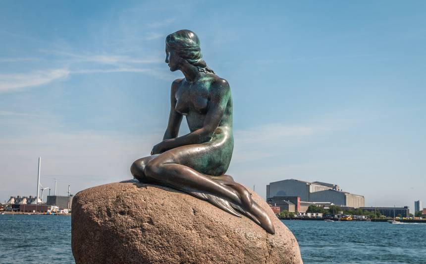 Kopenhāgenas Mazā nāriņa